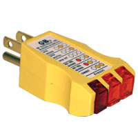 Circuit Analyzer and Receptacle Tester - 49-0958-00