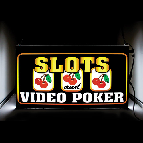 free video slots and poker