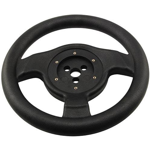 Plastic Steering Wheel : Cruis n exotica plastic steering wheel hoop