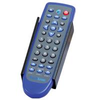 600069-001 - TouchTunes Universal Remote Kit 433MHz Single Blue