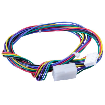 96 0843 00 gun harness adaptor for big buck hunter pro for 6 pin in line Wiring Harness Diagram at gsmx.co