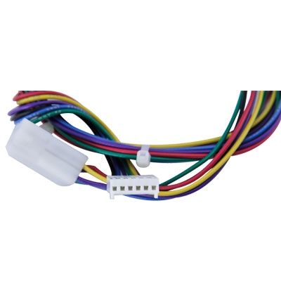 96 0843 00_detail2 gun harness adaptor for big buck hunter pro for 6 pin in line Wiring Harness Diagram at gsmx.co