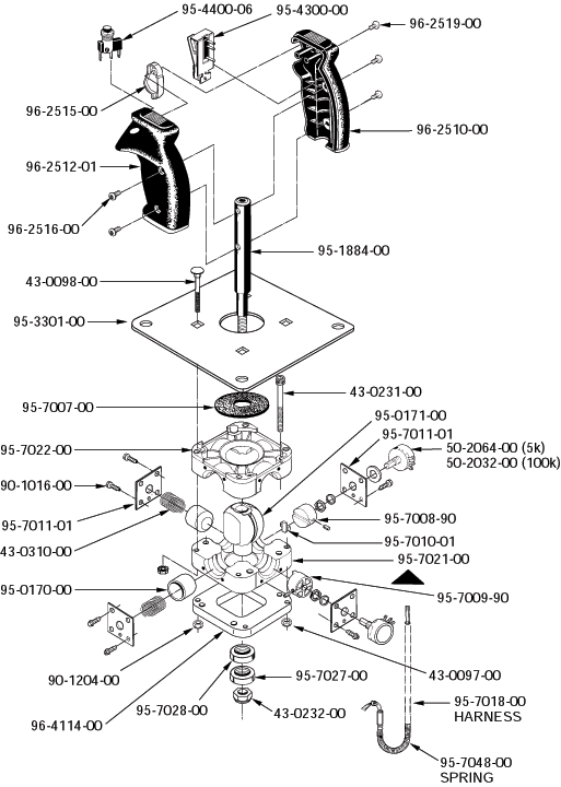 Joystick Schematic