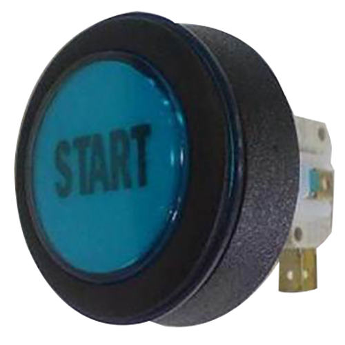 Start Button Blue Kalkomat Boxer Version B B 12b