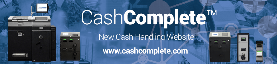 CashComplete Cash Handling Solutions