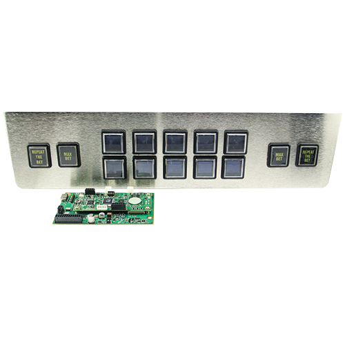 Dynamic Button Panel For Igt G20 With Controller
