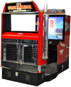 18 Wheeler: American Pro Trucker Machine