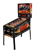 ACDC Pinball Game Machine