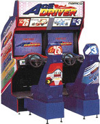Ace Driver Machine