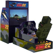 Air Combat 22 Machine