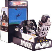 Air Combat Machine