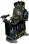 Aliens Extermination Machine