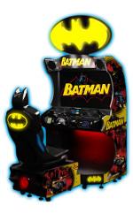 Batman Parts - Raw Thrills - Arcade Parts