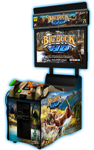 Big Buck HD Machine