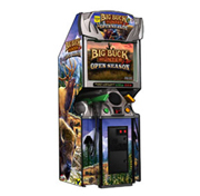 Big Buck Open Season Machine