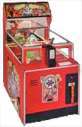 Coin Circus Machine