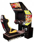 Crazy Taxi Machine