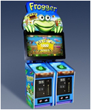 Frogger Machine
