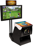 Golden Tee Live Machine
