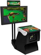Golden Tee Power Putt Machine