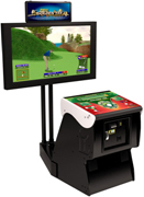 Golden Tee Unplugged Machine
