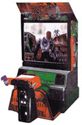 House of the Dead 2 Machine