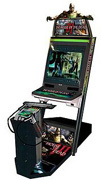 House of the Dead 3 Machine