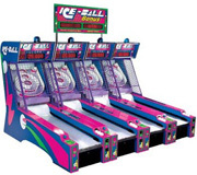 ICE Ball Pre-2005 Machine