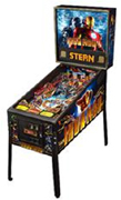 Ironman Pinball Game Machine