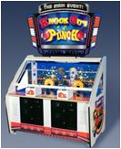 Knockout Punch Machine