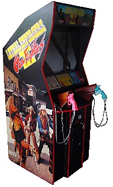 Lethal Enforcers 2 Machine