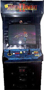 Mortal Kombat 2 Machine