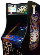 Ms. Pac-Man Galaga Machine