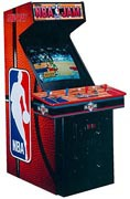 NBA Jam Machine