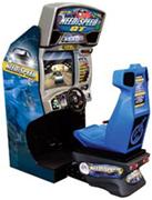 need for speed arcade machine