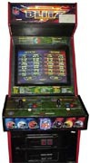 NFL Blitz Machine