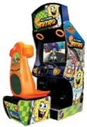 Nick Toons Nitro Machine