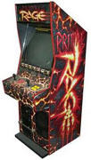 Primal Rage Machine