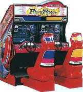 Rave Racer Machine