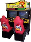 Ridge Racer 2 Machine