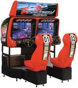 Ridge Racer 5 Machine
