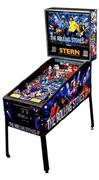 Rolling Stones Pinball Game Machine