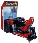 Sega Super GT Machine