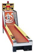 Skee Ball Alley Machine