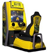 Smashing Drive Machine