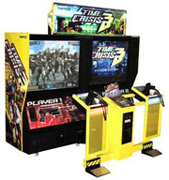 Time Crisis 3 Machine