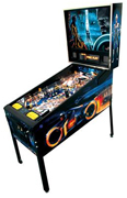 Tron Pinball Game Machine