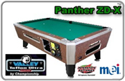 Valley Dynamo Billiard Table 2011 Machine