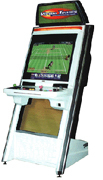 Virtua Tennis Machine