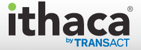 TransAct Ithaca Printer Logo